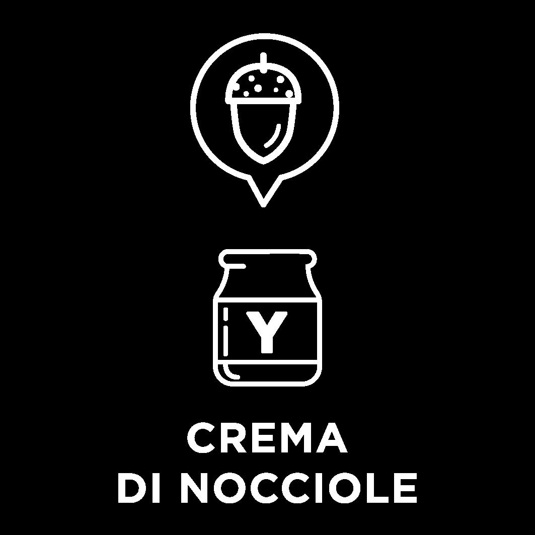 Soft Yogurt con Crema  alle Nocciole