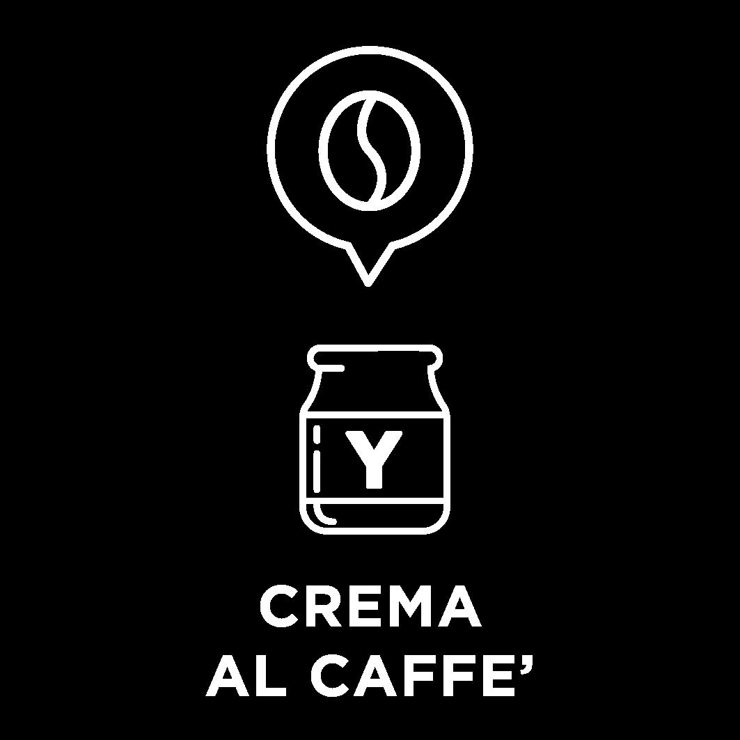 Soft Yogurt with Coffee Cream