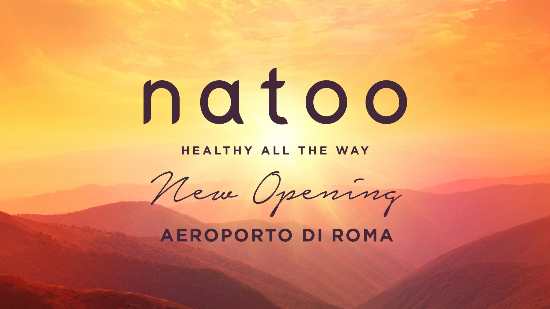 Nuova apertura a Roma Fiumicino
